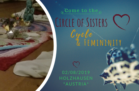 Circle of Sisters_cycle&femininity